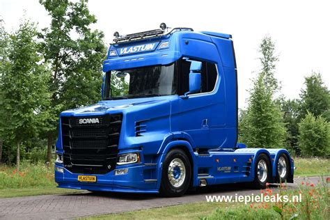 Scania S730t Revealed At Vlastuin Truck&trailerservice
