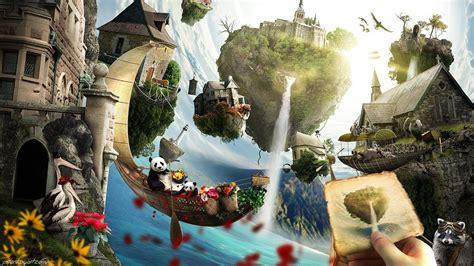 Wonderland Photoshop Speed Youtube