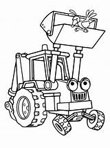 Coloring Bob Builder Ausmalbilder Bagger Excavator Printable Scoop Printables Digger Neuer Manuel Ausmalbild Gratis Colouring Vehicle Sheets Template Laternenumzug Ausdrucken sketch template