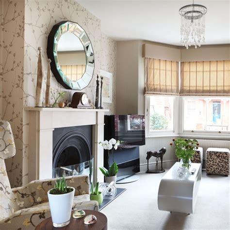Wallpaper For Living Room  House Interior
