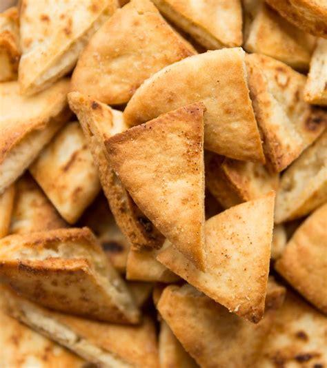 Homemade Pita Chips   Don't Go Bacon My Heart