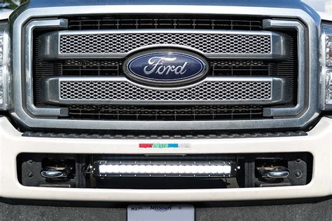ford f 250 duty 11 2015 bumper led light