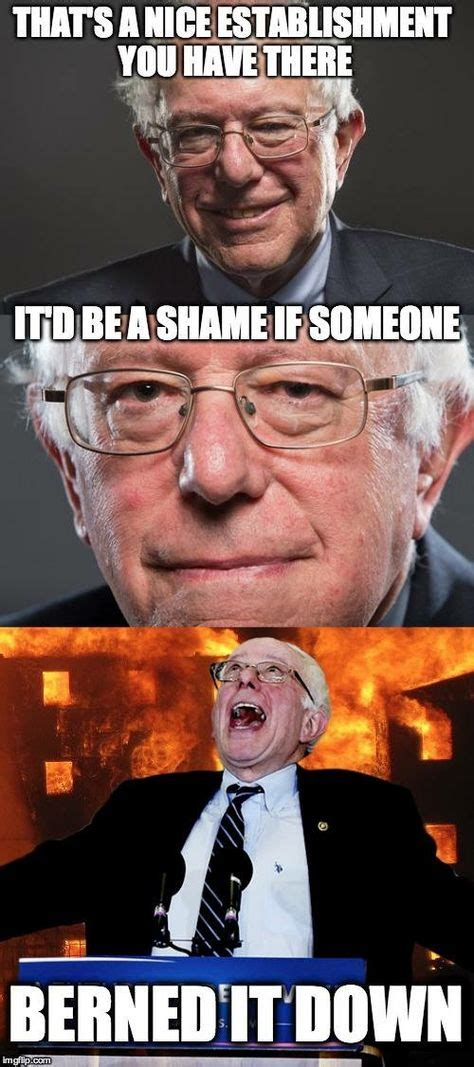 goodbye bernie   memes  remember   time