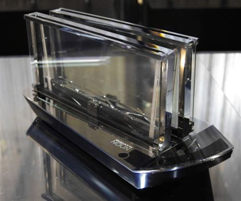 Glass Toaster by Would You Pay 1 000 For A Glass Toaster Ohgizmo