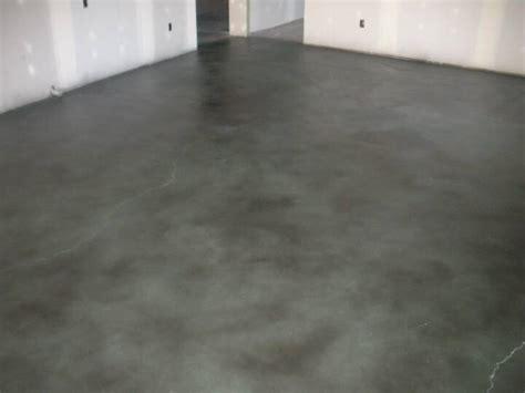 semi transparent concrete stain   acid stain