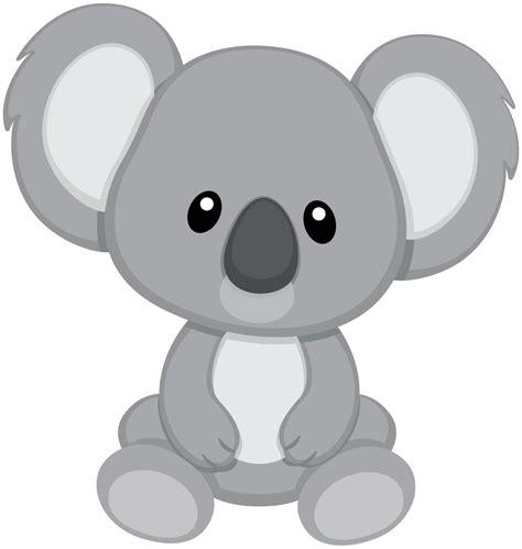 Clipart Koala by Koala Clipart Pencil And In Color Koala