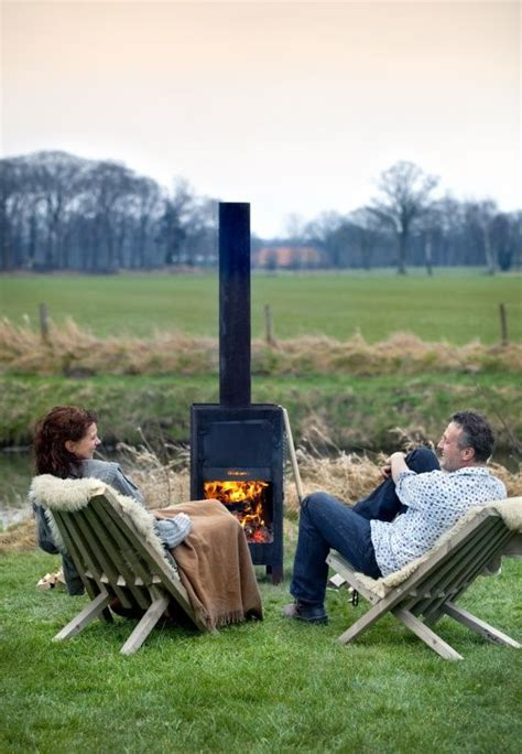 Is It To Burn Wood In Backyard 17 best ideas about outdoor wood burning fireplace on