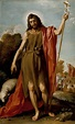 Saint John the Baptist in the Wilderness Digital Art by ...