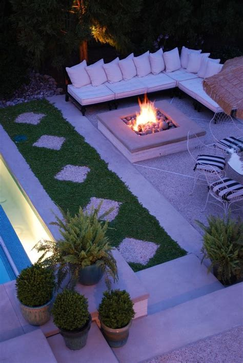 marvelous outdoor seating areas  fire pits