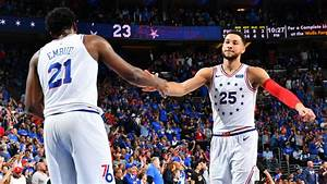 NBA Playoffs 2019: Philadelphia 76ers vs. Toronto Raptors ...