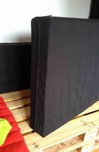 Housse De Pouf Carré : 4 housses de mousse pour canap en palette carr es avec fermeture clair housses pour ~ Teatrodelosmanantiales.com Idées de Décoration