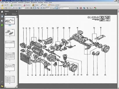 Renault Laguna Despiece Manual Parts Solopdf