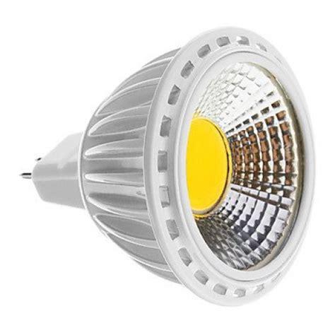 mr16 led ls 12v mr16 5w cob 450 480lm 6000 7000k cool white light led spot