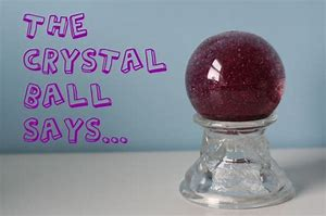 Image result for funny crystal ball