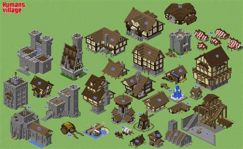 poppy cottage medium minecraft house blueprints  planetarymap  deviantart  images