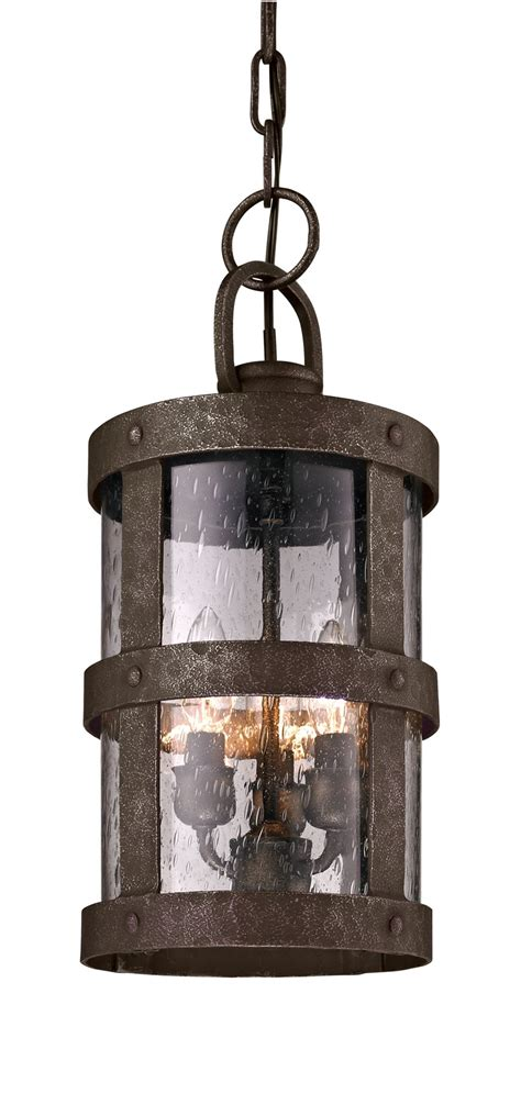 troy lighting f3317 barbosa transitional outdoor hanging