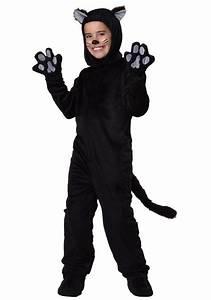 Child Black Cat Costume