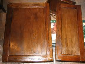staining kitchen cabinets flickr photo sharing