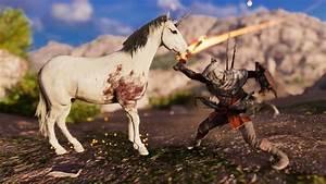 Killing the Unicorn in Assassin's Creed Origins - YouTube