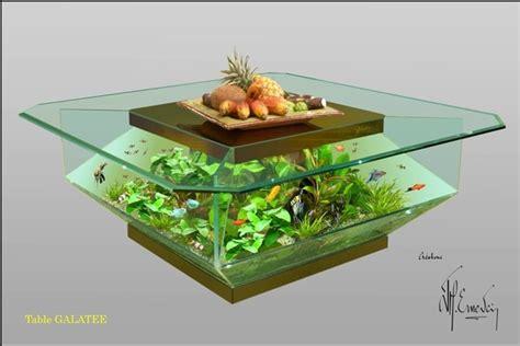 table basse aquarium aquatlantis images