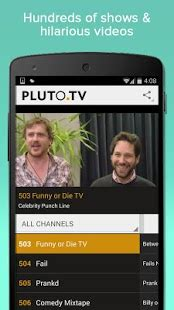The weather channel is an american basic cable and satellite television channel, owned by byron allen's entertainment studios. Pluto TV - Android Apps on Google Play