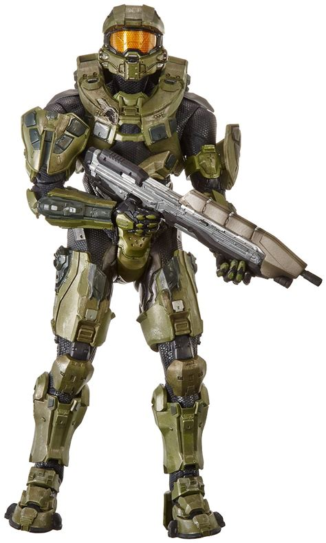 Halo Master Chief 14 Scale Action Figure Nayeftoys