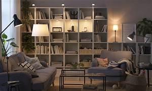Wohnzimmer Ikea
