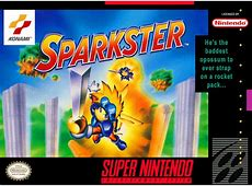 Sparkster Game Giant Bomb