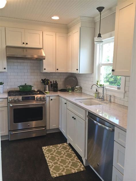 Photo Gallery Of Remodeled Kitchen Features Cliqstudios