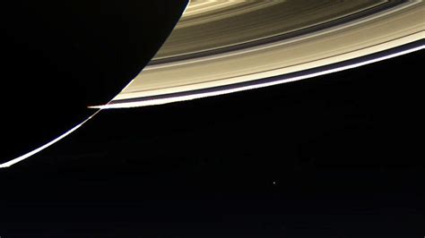 Cassini Spacecraft Photographs Earth From Million