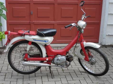 Honda Moped by 1972 Honda Moped Bikes Honda Motorcycle Honda