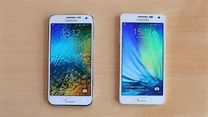 Samsung Galaxy A5 Vs Galaxy E5 Speed Test