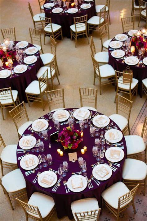 35 Dark Purple Wedding Color Ideas For Fallwinter