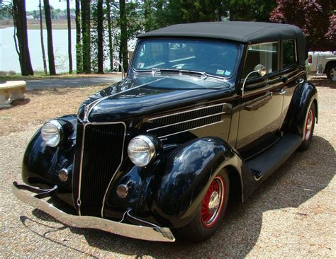 1936 Ford 4 Door Convertible Sedan Reduced To ,500
