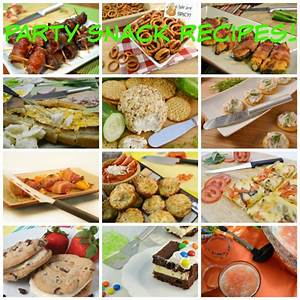 New Year's Eve Party Snack Recipes | Great Party ...