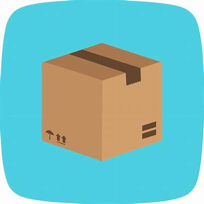 Package Icon Vector Clipart Vectors System Graphics