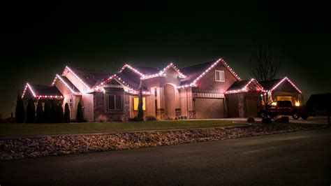 boise idaho christmas light installation northwest