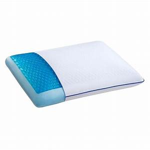 sleep innovations cool gel hd memory foam pillow g pil With cooling bed pillow review