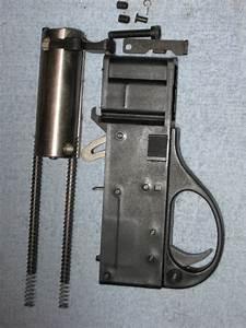 Remington Model 597 Semi  22 Bolt And Trigger Assm For