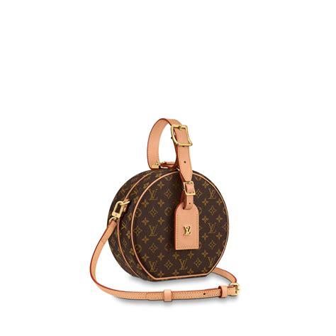 petite boite chapeau monogram canvas handbags louis vuitton