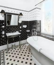 Bathroom Decor Ideas 2014 Black And White Bathrooms Design Ideas Decor And Accessories