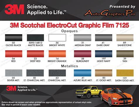 vinyl color chart  vinyl avery vinyl ritrama
