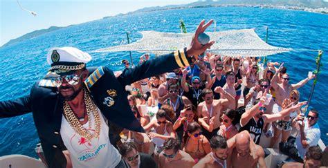 Catamaran Ibiza Boat Party by Boat Party Ibiza Sea Party Fiesta En Barco Ibiza Sea Party