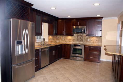 Inexpensive Kitchen Remodeling Ideas Small Kitchen Makeover Modern Kitchen Atlanta By Atlanta Legacy Homes Inc