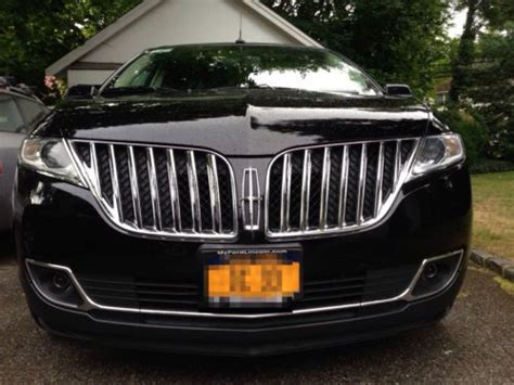 Find Used 2011 Lincoln Mkx