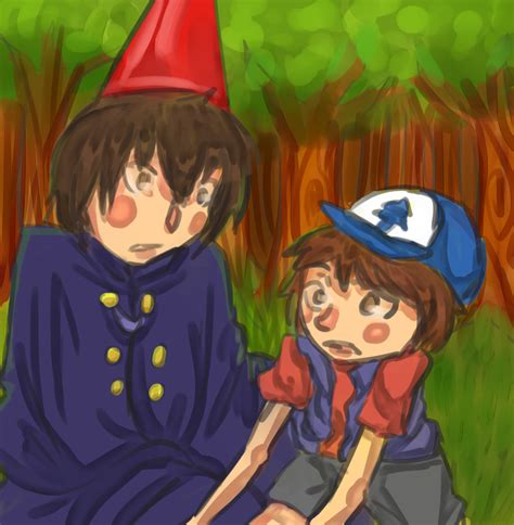 Wirt x Dipper by teto and rin on DeviantArt