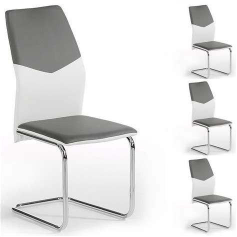 chaise capitonne pas cher chaise pas cher par 6 28 images chaise salle a manger