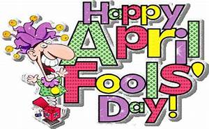 April Fools Day in Orange County | Tom Irwin's Blog