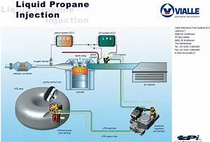 Liquid Propane Injection Schema