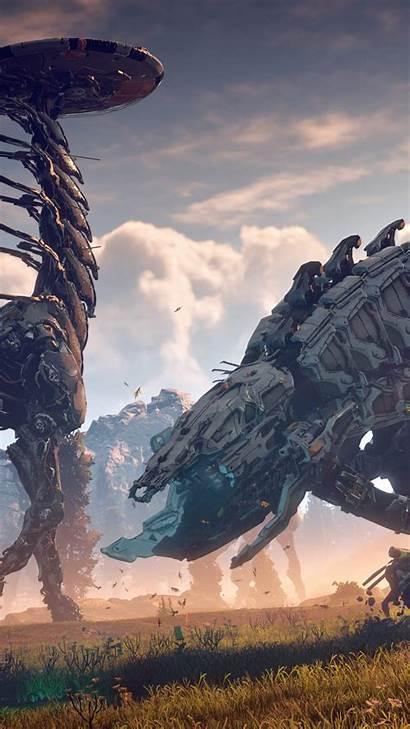 Horizon Dawn Zero Playstation Action Playing Role